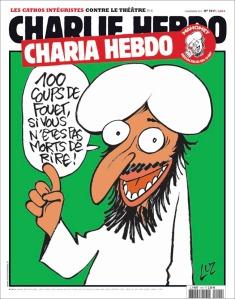 Charlie Hebdo novembre2001